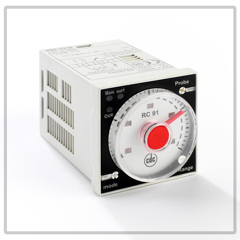 RC91 termoregolatore ad impostazione analogica
