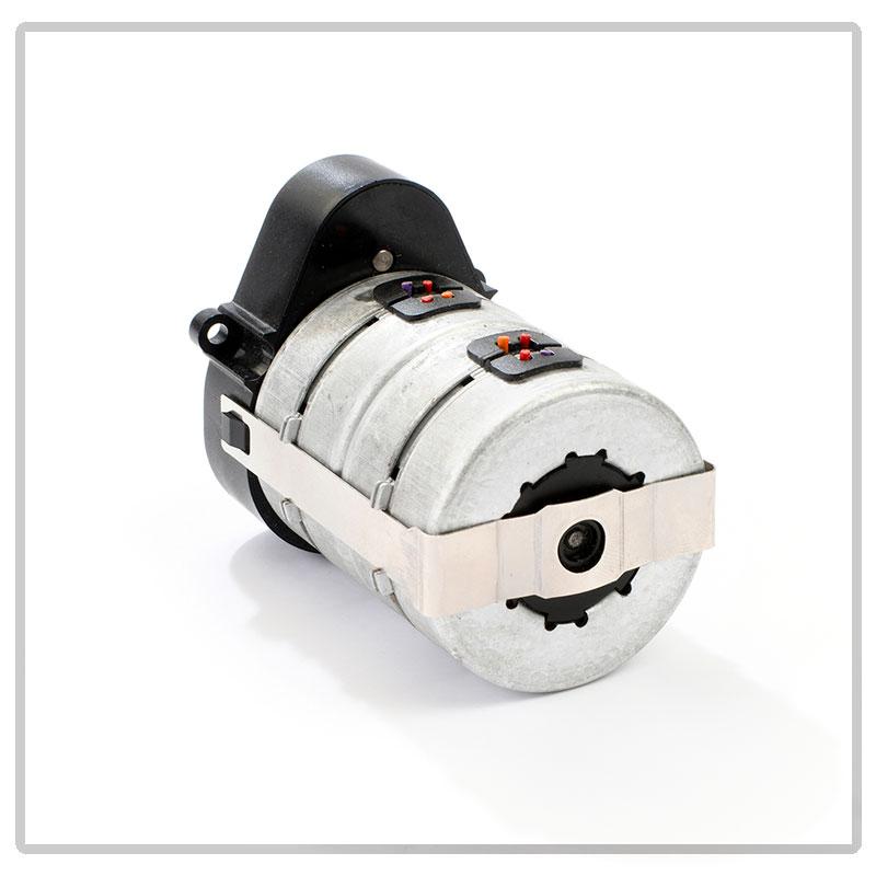 FC08 - motoriduttore case plastica con motore bidirezionale M56 (con condensatore)