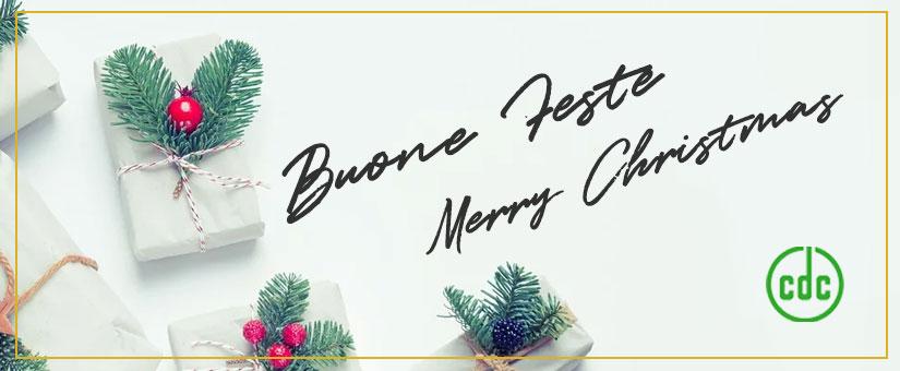 CDC Elettromeccanica  Christmas closing 2019